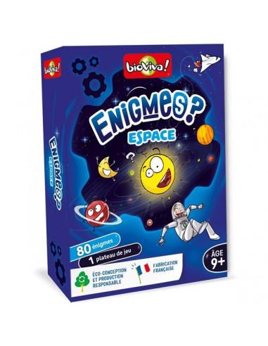 Enigmes Espace - Bioviva