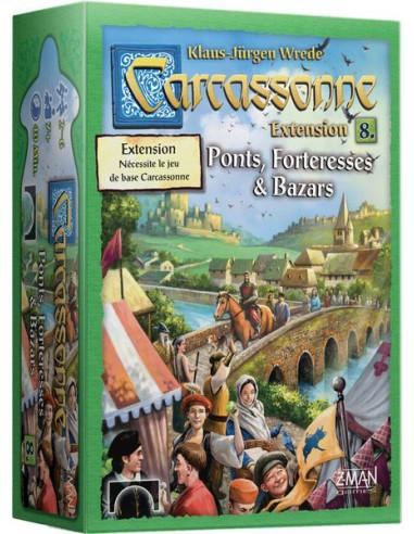 Extension Carcassonne ponts,...