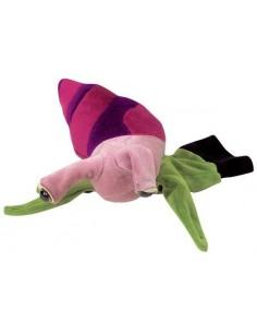 Peluche gant marionnette...