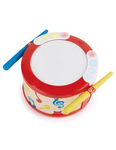 Mon premier tambour lumineux - Hape