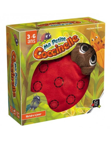 Ma petite coccinelle - Gigamic