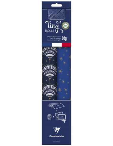 Set d'emballage cadeaux Étoile - Tiny...