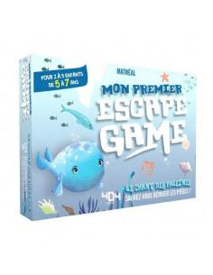 Mon premier escape game : le chant des baleines