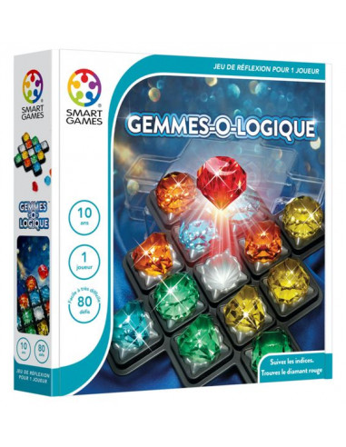 Gemmes-o-logique - Smartgames