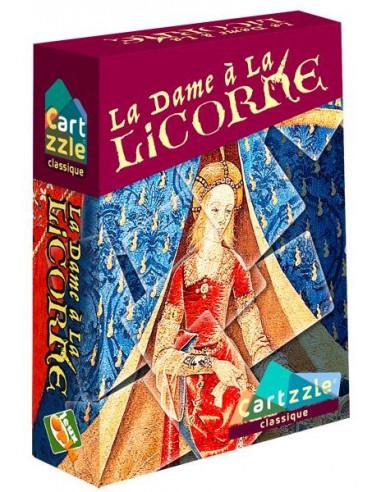 La dame à la licorne - Cartzzle