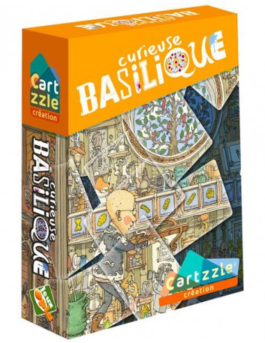Curieuse basilique - Cartzzle