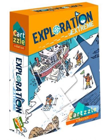 Exploration extrême - Cartzzle