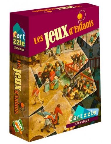 Les jeux d'enfants - Cartzzle