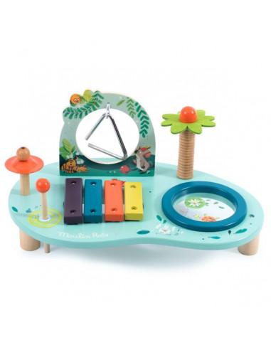 Table multi-activités musicales -...