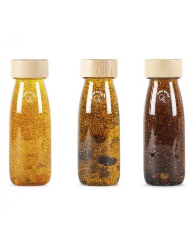 3 bouteilles sensorielles ground -...