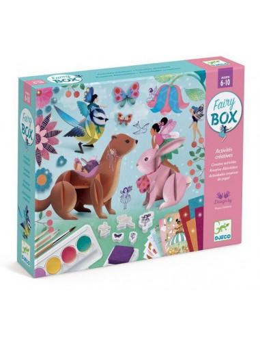 Fairy Box coffret 6 activités...