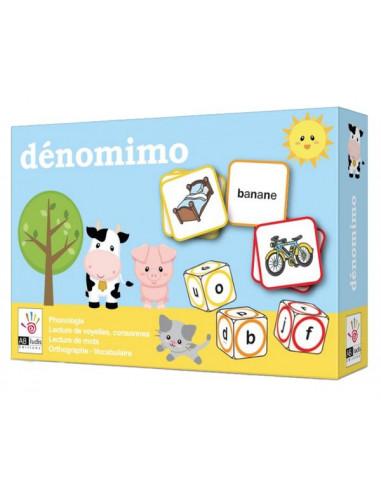 Jeu Dénomimo