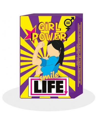 Extension girl power jeu Smile life