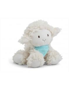 Peluche doudou agneau 25 cm...