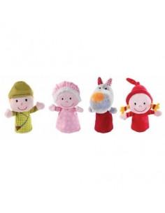 Marionnettes de doigt Petit...