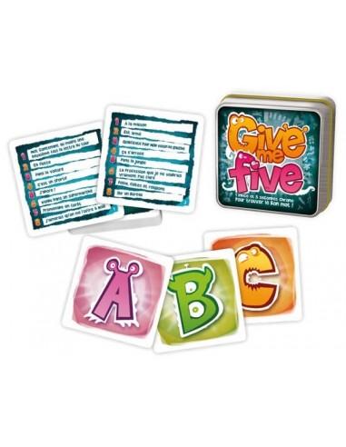 Give me five - jeu Asmodée