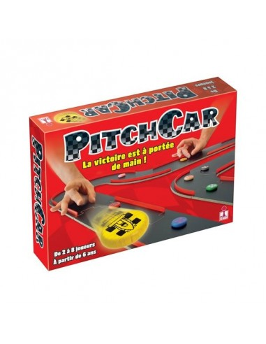 Pitchcar course de voitures - Ferti