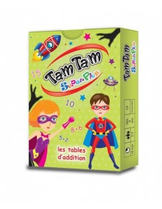 Jeu TamTam addition super...