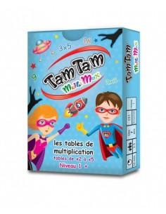 Jeu TamTam multiplication multimax