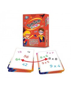 Jeu TamTam multiplication multimax 2