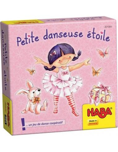 Jeu de danse Petite danseuse étoile -...