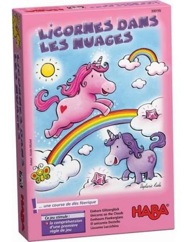 Jeu de course Licornes dans les...