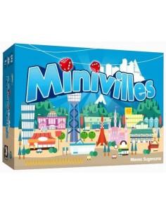 Minivilles - jeu Asmodée