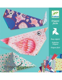 Origami les grands animaux...