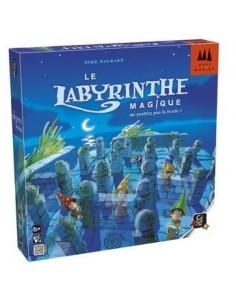 Le labyrinthe magique - jeu...
