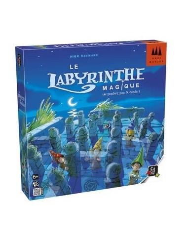 Le labyrinthe magique - jeu Gigamic