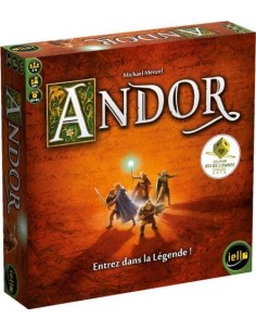 Andor - jeu Iello