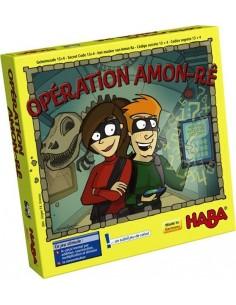 Opération Amon-Rê - Jeu Haba