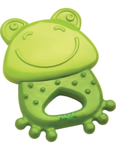 Hochet de dentition grenouille - Haba