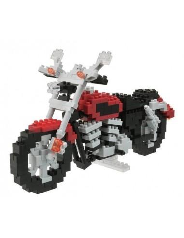 Nanoblock moto - mini jeu de...