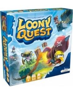Jeu Loony quest - Libellud