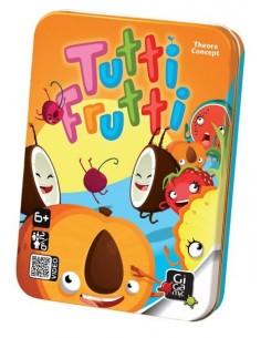 Tutti frutti - jeu Gigamic