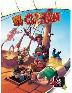Jeu El Capitan - Gigamic