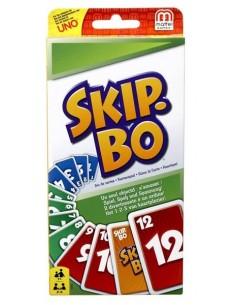 Skip Bo jeu de carte