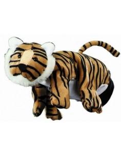 Gant marionnette tigre