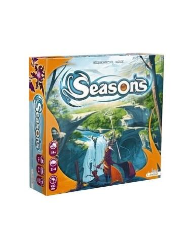 Jeu Seasons - Libellud
