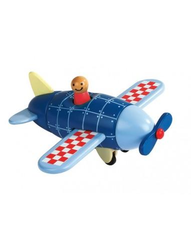 Avion magnétique - Janod