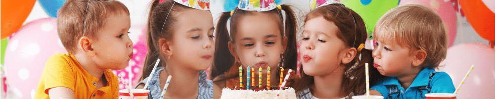 Organiser l'anniversaire de votre enfant