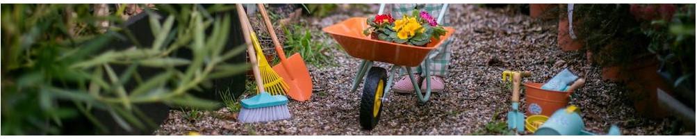 Jeux et jouets pour jardiner et explorer