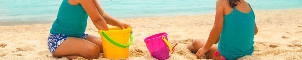 Jouets de plage enfant
