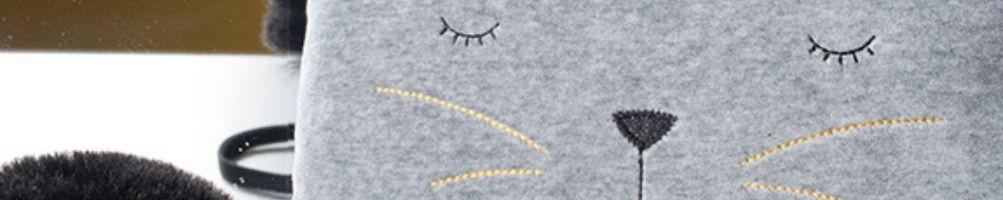 Coussins décoration chambre enfant