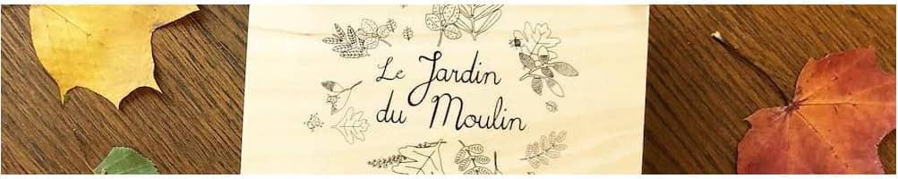 Le Jardin du Moulin - découvrir la nature avec Moulin Roty