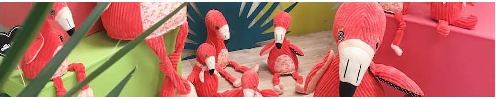 Flamingos le flamant rose Les Déglingos
