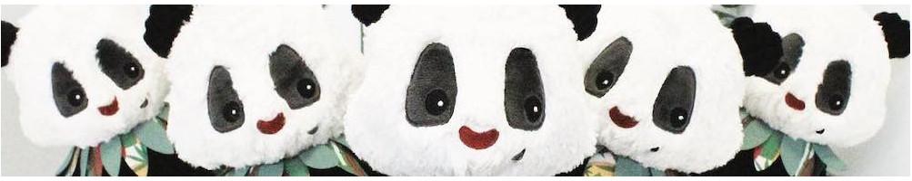 Rototos le panda Les Déglingos