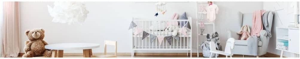 Décoration de la chambre de votre bébé ou de votre enfant
