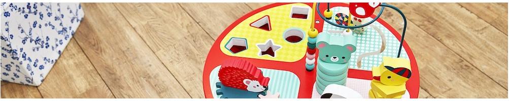 Jeux et jouets d'éveil pour enfant et bébé